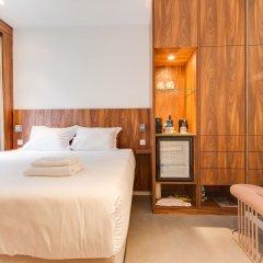 Отель B&B Het Kabinet Нидерланды, Амстердам - отзывы, цены и фото номеров - забронировать отель B&B Het Kabinet онлайн комната для гостей фото 4