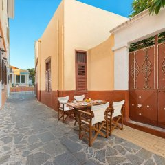 Отель Sun's Island Suites Греция, Родос - отзывы, цены и фото номеров - забронировать отель Sun's Island Suites онлайн балкон