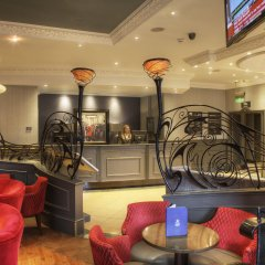 Отель Holiday Inn Glasgow City Centre Theatreland интерьер отеля фото 3