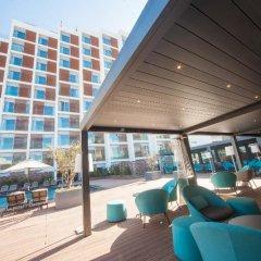 Отель Barcelo Anfa Casablanca Марокко, Касабланка - отзывы, цены и фото номеров - забронировать отель Barcelo Anfa Casablanca онлайн фитнесс-зал фото 4