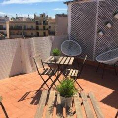 Отель Apartamentos Bahia Барселона балкон