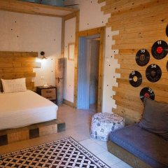 Tsimeroni Израиль, Зихрон-Яаков - отзывы, цены и фото номеров - забронировать отель Tsimeroni онлайн комната для гостей фото 5