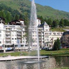 Отель Seehof Швейцария, Давос - отзывы, цены и фото номеров - забронировать отель Seehof онлайн приотельная территория