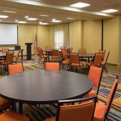 Отель Fairfield Inn & Suites by Marriott Columbus OSU США, Колумбус - отзывы, цены и фото номеров - забронировать отель Fairfield Inn & Suites by Marriott Columbus OSU онлайн помещение для мероприятий