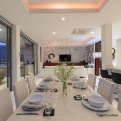 Отель Villa Patrick Pattaya питание