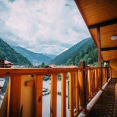 Elif Inan Motel Турция, Узунгёль - отзывы, цены и фото номеров - забронировать отель Elif Inan Motel онлайн балкон