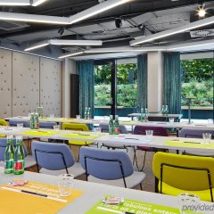 25hours Hotel at MuseumsQuartier Вена помещение для мероприятий