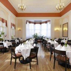 Отель Jesenius Чехия, Франтишкови-Лазне - отзывы, цены и фото номеров - забронировать отель Jesenius онлайн питание фото 2