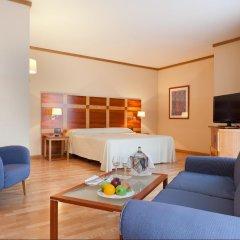 Отель Senator Parque Central Hotel Испания, Валенсия - 12 отзывов об отеле, цены и фото номеров - забронировать отель Senator Parque Central Hotel онлайн комната для гостей фото 3