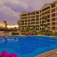 Отель Las Mananitas LM BB2 2 Bedroom Condo By Seaside Los Cabos бассейн фото 2