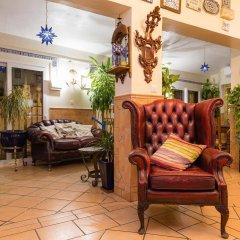 Отель Hostal Guadalupe интерьер отеля