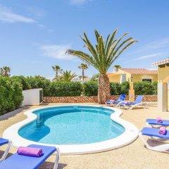 Отель Villas Sol Испания, Кала-эн-Бланес - отзывы, цены и фото номеров - забронировать отель Villas Sol онлайн бассейн фото 2