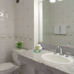 Отель Skyline Hotel США, Нью-Йорк - отзывы, цены и фото номеров - забронировать отель Skyline Hotel онлайн ванная фото 2
