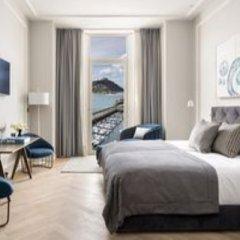 Отель Lasala Plaza Hotel Испания, Сан-Себастьян - отзывы, цены и фото номеров - забронировать отель Lasala Plaza Hotel онлайн комната для гостей фото 3