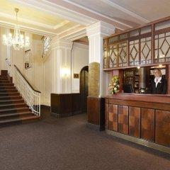 Отель Belvedere Spa House Hotel Чехия, Франтишкови-Лазне - отзывы, цены и фото номеров - забронировать отель Belvedere Spa House Hotel онлайн интерьер отеля
