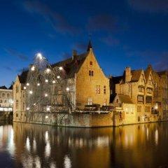 Отель Bourgoensch Hof Бельгия, Брюгге - 3 отзыва об отеле, цены и фото номеров - забронировать отель Bourgoensch Hof онлайн приотельная территория