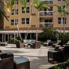 Отель Courtyard by Marriott Aventura Mall фото 2