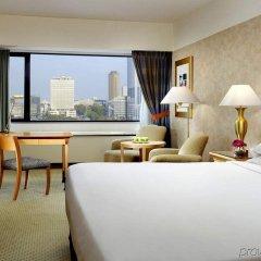 Отель Sheraton Brussels Hotel Бельгия, Брюссель - 1 отзыв об отеле, цены и фото номеров - забронировать отель Sheraton Brussels Hotel онлайн комната для гостей фото 4