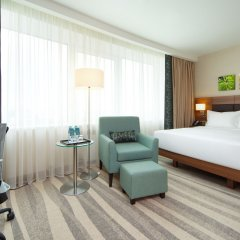 Гостиница Хилтон Гарден Инн Москва Красносельская комната для гостей фото 5