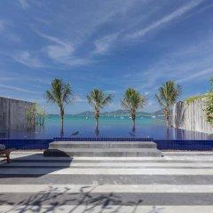 Отель X10 Seaview Suite Panwa Beach бассейн фото 3
