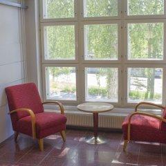 Отель Karelia Bed Йоенсуу интерьер отеля