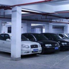 Wanzhou Hotel парковка