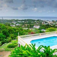 Отель Emerald View Resort Villa балкон