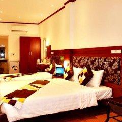 Hanoi Asia Guest House Hotel Ханой сейф в номере