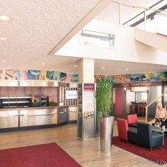 Mercure Hotel Atrium Braunschweig интерьер отеля