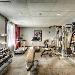 Отель Staybridge Suites University Area Osu фитнесс-зал