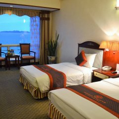 Grand Halong Hotel комната для гостей