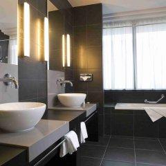 Отель Ramada Brussels Woluwe Брюссель ванная фото 2