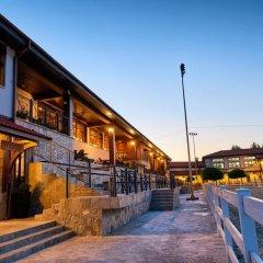 Отель Sport Complex Trakiets Болгария, Соколица - отзывы, цены и фото номеров - забронировать отель Sport Complex Trakiets онлайн приотельная территория