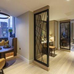 Отель LOWRY Солфорд балкон