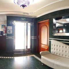 Отель Pensión Residencia A Cruzán - Adults Only интерьер отеля фото 3