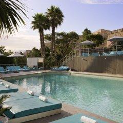 Отель Sofitel Marseille Vieux Port Франция, Марсель - 2 отзыва об отеле, цены и фото номеров - забронировать отель Sofitel Marseille Vieux Port онлайн бассейн фото 3