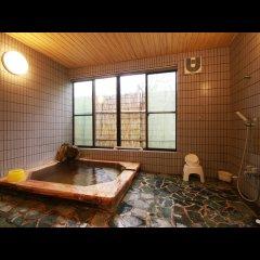 Отель Shiobara Onsen Honjin Насусиобара ванная