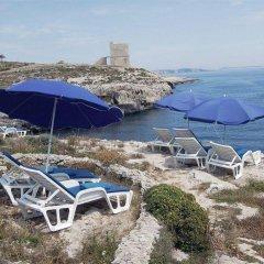 Hotel Ta' Cenc & Spa пляж