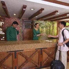 Отель Pinoy Pamilya Hotel Филиппины, Пасай - отзывы, цены и фото номеров - забронировать отель Pinoy Pamilya Hotel онлайн интерьер отеля фото 3
