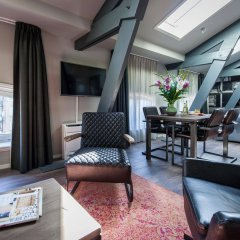 Апартаменты Yays Oostenburgergracht Concierged Boutique Apartments комната для гостей фото 5