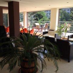 Отель Tia Maria Premium Hotel Болгария, Солнечный берег - отзывы, цены и фото номеров - забронировать отель Tia Maria Premium Hotel онлайн интерьер отеля фото 3