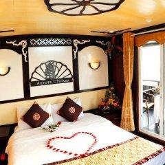 Отель Halong Aurora Cruises Халонг комната для гостей фото 3
