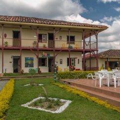 Отель Finca La Maquina
