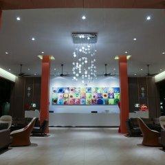 Отель Woraburi The Ritz Паттайя банкомат