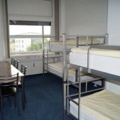 Low Budget Hostel Мюнхен сейф в номере