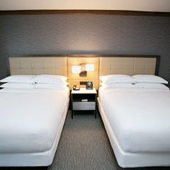 Отель Hilton Minneapolis/Bloomington США, Блумингтон - отзывы, цены и фото номеров - забронировать отель Hilton Minneapolis/Bloomington онлайн комната для гостей фото 3