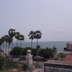 Отель Casanova Inn пляж