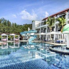 Отель Novotel Phuket Karon Beach Resort & Spa Пхукет бассейн фото 3