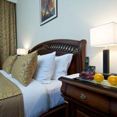 Гостиница Метелица 4* Стандартный номер двуспальная кровать фото 5