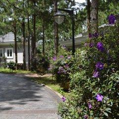 Отель Dalat Edensee Lake Resort & Spa Уорд 3 парковка